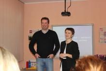 Семінар з ЛЕГО Київ